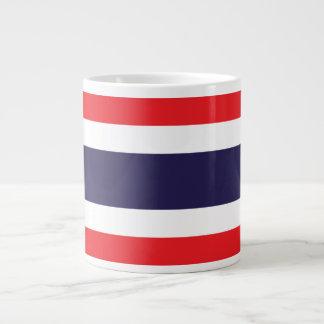 Thailand Flag Large Coffee Mug