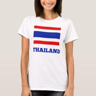 Thailand, Flag of Thailand T-Shirt
