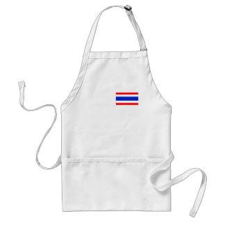 Thailand Flag Standard Apron