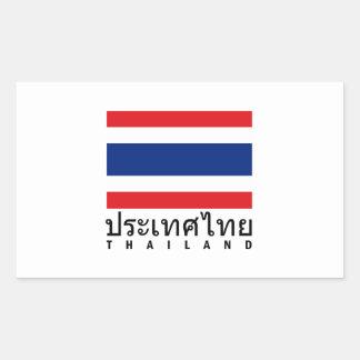 Thailand Flag Sticker