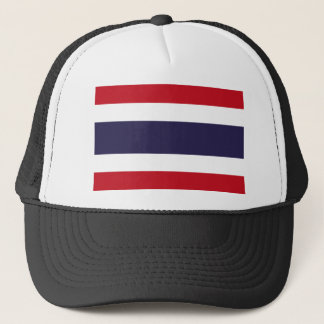 Thailand flag trucker hat