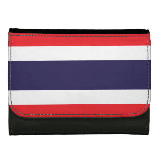Thailand Flag Wallet