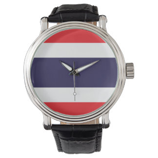 Thailand Flag Watch