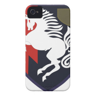 Thailand Foreign Military Patch iPhone 4 Case