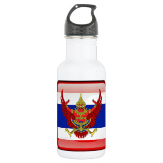 Thailand glossy flag 532 ml water bottle