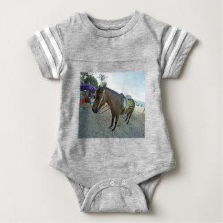 Thailand Horse Baby Bodysuit