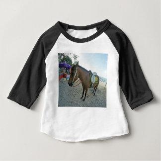 Thailand Horse Baby T-Shirt