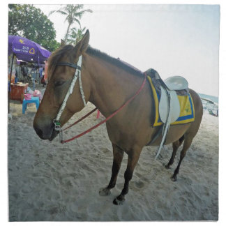 Thailand Horse Napkin