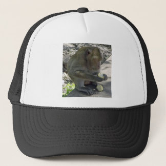 Thailand Monkey Trucker Hat