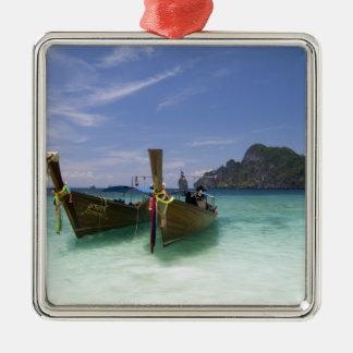 Thailand, Phi Phi Don Island, Yong Kasem beach, Metal Ornament
