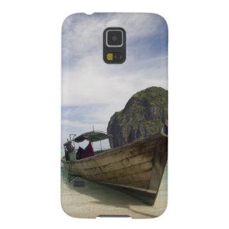 Thailand, Phi Phi Lay Island, Maya Bay. Galaxy S5 Covers