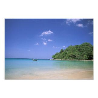 Thailand, Phuket Island. Beach. Photographic Print