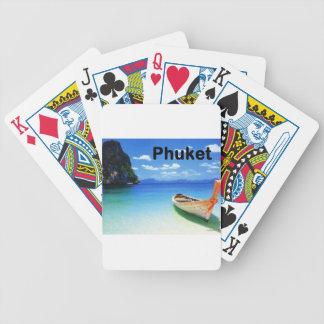 Thailand Phuket (St.K) Bicycle Playing Cards
