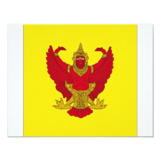 Thailand Royal Standard Card