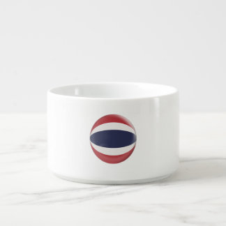 Thailand Thai Flag Bowl