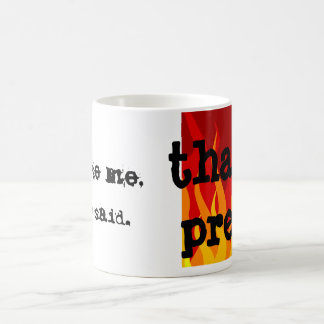 Thalia Press Coffee Mug