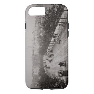 Thames Embankment (sepia photo) iPhone 7 Case