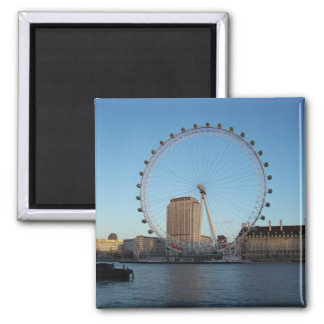 Thames & London Eye Magnet
