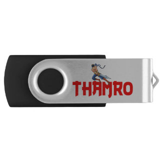 THAMRO Thumb Drive Swivel USB 3.0 Flash Drive