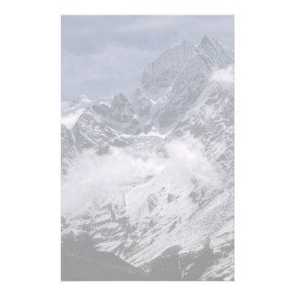 Thamserku mountain, Nepal Stationery