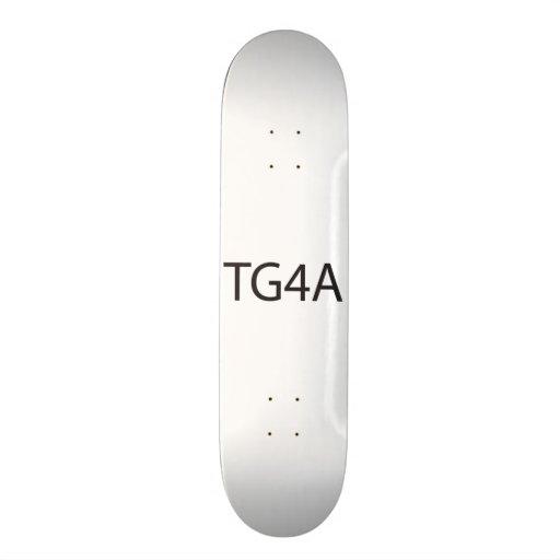 Thank God For Acronyms.ai Skate Board Decks
