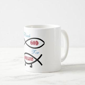 Thank God For Darwin Mug