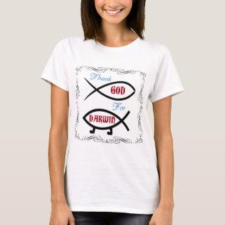 Thank God For Darwin T-Shirt