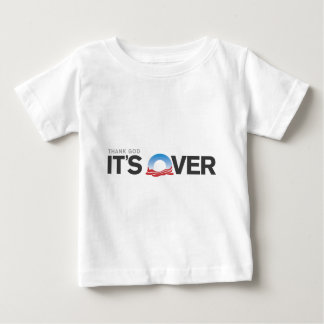 Thank God It's Over Baby T-Shirt