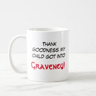 Thank goodness we got into Graveney mug
