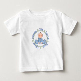 Thank Heaven for Little Boys Baby T-Shirt