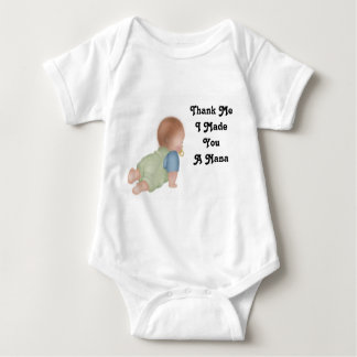 Thank Me1, Thank Me I Made You A Nana Shirts