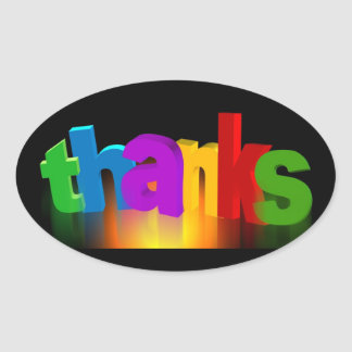 thank-you-140227 thank you letters thank you very oval sticker