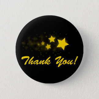 Thank you 2 inch round button