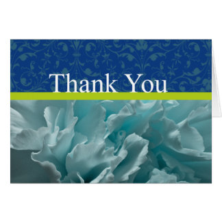 Thank you Acknowledgement Card - Customized