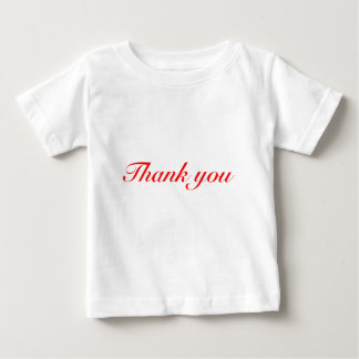 thank you black and red t shirts