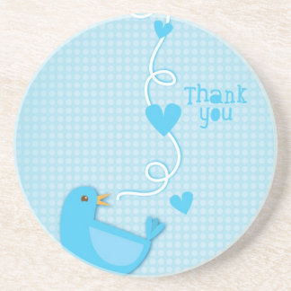 Thank you Blue Bird Coaster