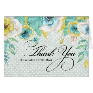 Thank You Bridal Shower Custom Cards