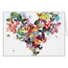 Thank You Butterflies - SRF Card