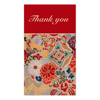 Thank you Card Business Cards