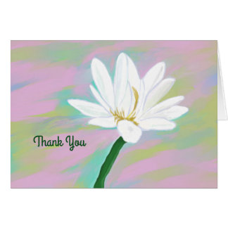 Thank You Card for All You Have Done