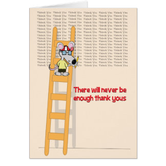 Thank You Card for Friend