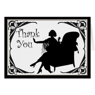 Thank you card ideal for weddings or just a thanks