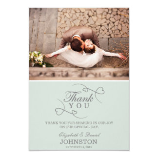 Thank You Cards | Wedding