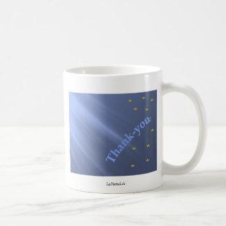 Thank-you Classic White Coffee Mug