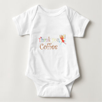Thank You, Coffee Tee Shirts