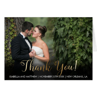 Thank You! | Cute Customized Photo Template