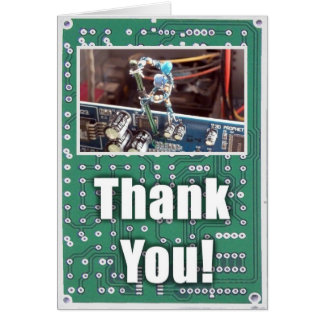Thank You For Fixing My Computer (Gremlins) Card