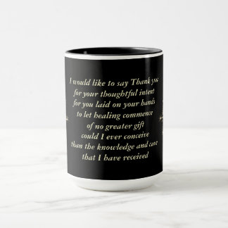 Thank you for Healing Mug