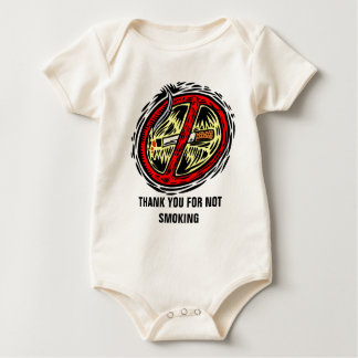 Thank you for NOT Smoking Infant T-Shirt
