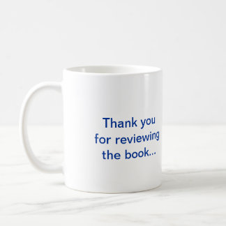 Thank you for reviewing Angel On Board Classic White Coffee Mug